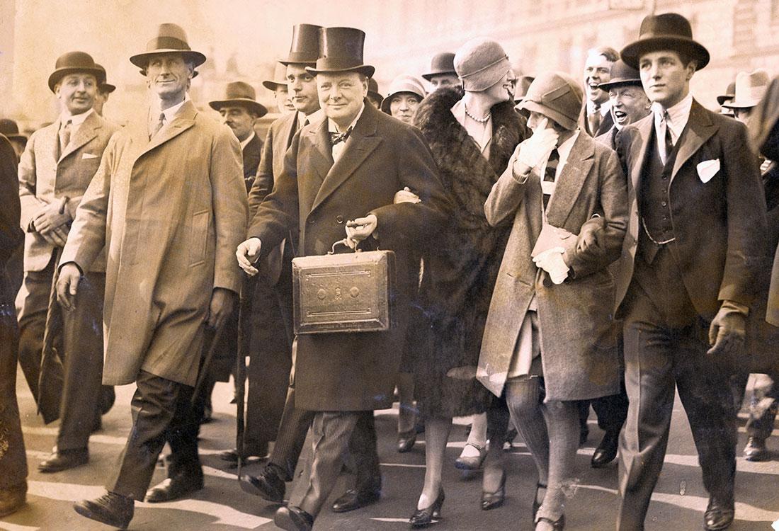 Bild von Winston Churchill