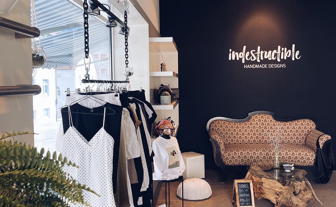 Indestructible Concept Store Albstadt