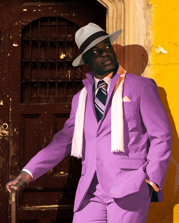 Les Sapeurs - Kongos Fashionistas
